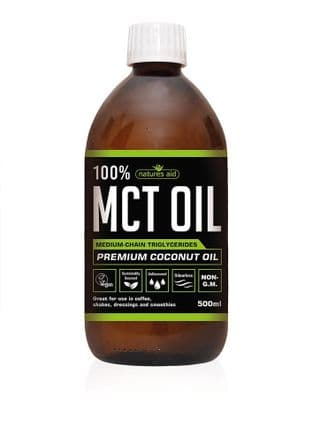 Natures Aid Pure MCT Oil